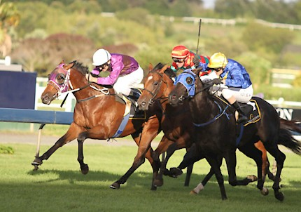 Lincoln Farms' biggest payday is coming up as Fort Lincoln turns on a dazzling rails sprint to win the Karaka Million at Ellerslie