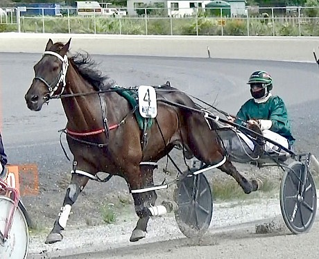Zealand Star (Andre Poutama) during his good workout in preparation for Friday night.