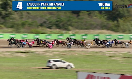TABCORP PK MENANGLE - 09/04/2019 - Race 4 - NIGHT MARKETS THIS SATURDAY PACE