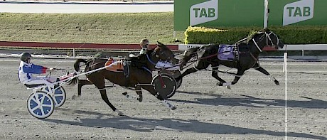 Trojan Banner wins today's trial in 1:55.5.